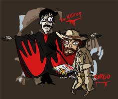 The Hands of Fate by Bladez636