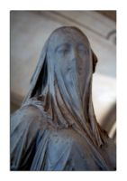 Statue unknown 10 - Louvre by unclejuice