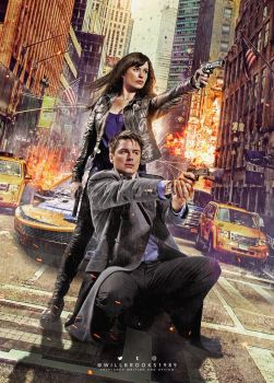 Torchwood - Issue 2.1 by willbrooks