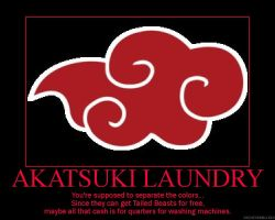 Akatsuki Laundry by Balmung6