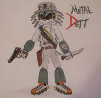 Possible Metal Dett redesign by spyaroundhere35
