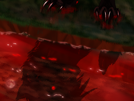 Let the rivers run red... by Korclabael