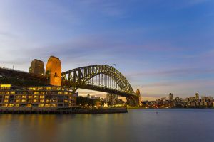 Sydney Harbour Bridge - 03 by shiroang
