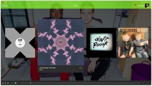Spotify Big picture mode by Ohsneezeme