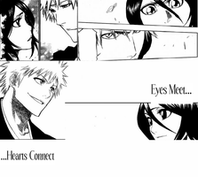 A Gaze That Connects by MEI-SAMA
