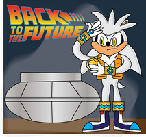Back to The Future starring Silver by OogaHooga