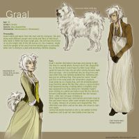 Ref sheet: Graal by Tuonenkalla