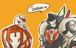 TFP - Sunshine by chainedsinner