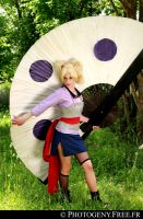 Temari cosplay - may 2012 - 03 by Temari-ore-no-yume