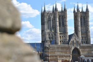 Lincoln Cathedral by MaePhotography2010