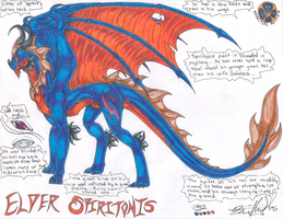 Elder Spiritonis Ref by Neffertity