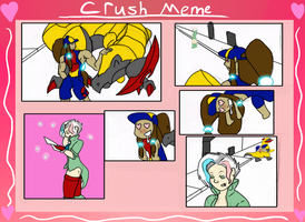 Crush Meme! by xayshade