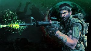 Call of Duty Black Ops by stiannius