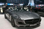 MERCEDES SLS CONVERTIBLE BY BRABUS by ItalyFineArt