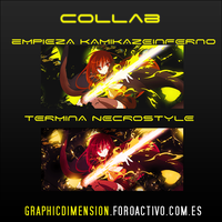 Collab con kamikazeinferno by ByNecroDesign