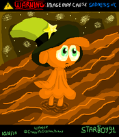 Sad Wander by StarBoy91