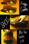 .:Hunger Games Shoes:. by Orthgirl123