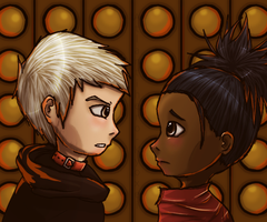 I'll save you from the Daleks by Atlantihero-Kyoxei