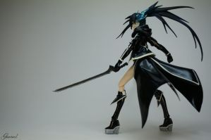 Black Rock Shooter by Garivel