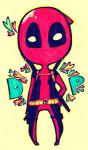 MOAR DEADPOOL by KHAqua