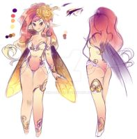 Summer Fairy - Concept 2 by rika-dono