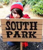 Stan At South Park by Victoria382