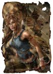 Lara Croft - A Warrior's Ascent by AuraUnity