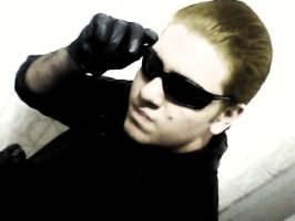 My Wesker Cosplay by Cris-Nemesis