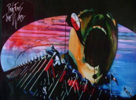 Pink Floyd - The Wall by gnrg