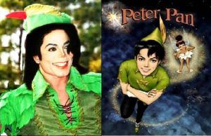 Peter Pan by ButterfliesForMJ