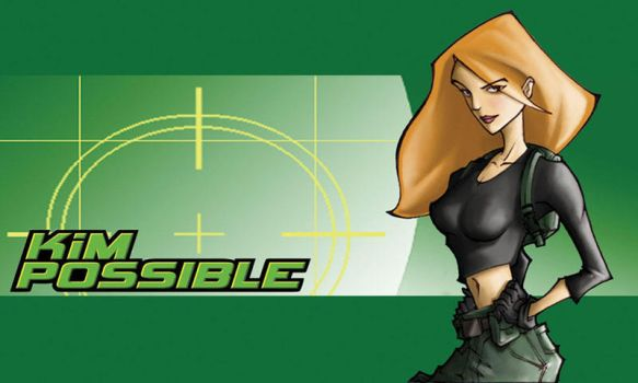 Kim Possible at 26 by the-tracer