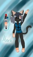 Marie ref 2015 by Lizzie--Chan