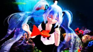 {MMD} In The Ocean by mikaillalove