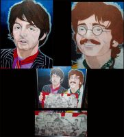 Sgt. Pepper Memories by rori77