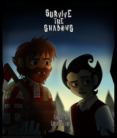Survive the Shadows Chapter 10 by Aileen-Rose