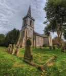 Stanmer Church by wreck-photography