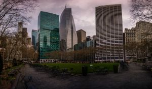 Bryant Park by PrimalClone
