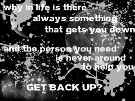 GET BACK UP by flamex1991