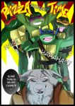 TMNT (fanmade) Same as it never was Aftershock _62 by FleshCreature