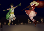 HetaNEXT: Magical Girls for dayyyyys by WhatsTheDrizzle
