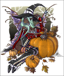 Hallow  s Fae by Michelle84 by Saki-BlackWing