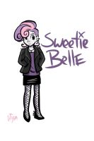 Sweetie Punk by starlightv