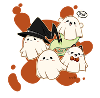 So spoopy! by SithLordDeneray