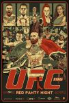 UFC 196 Poster V2 by wild7even