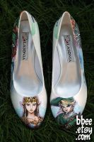 Shoes For Elizabeth by BBEEshoes