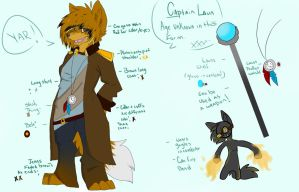 Captain Launs REF by Woods-Of-Lynn