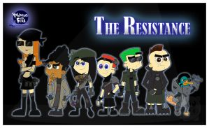 .:The Resistance:. by Leneeh