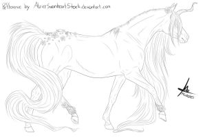 Lineart 14 by Canariam