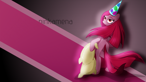 Pinkamena Wallpaper by JeremiS