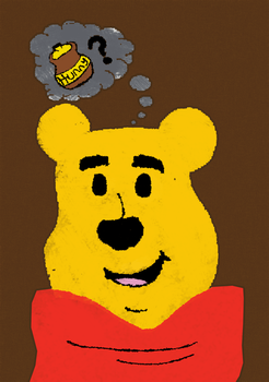 Pooh Beary by JNinja4